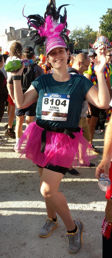 Medoc Marathon 2014 - Carnival